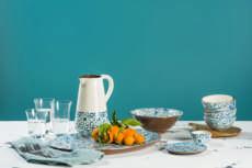Lifestyle image 2 for Piastrella - Blue