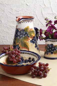 Alentejo Terracota - Uvas collection