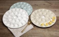 Egg Platters/Servers collection