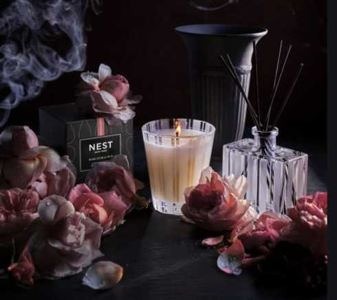 ROSE NOIR & OUD collection with 2 products