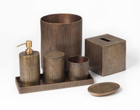 Bathroom Collections - Argo Bronze collection with 3 products
