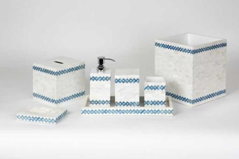 Bathroom Collections - Blue Weave collection with 2 products