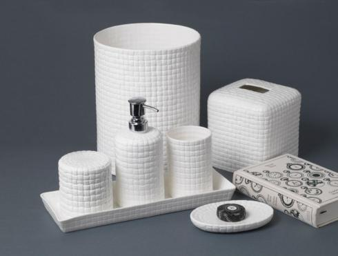 Bathroom Collections - Mandarin White collection with 1 products