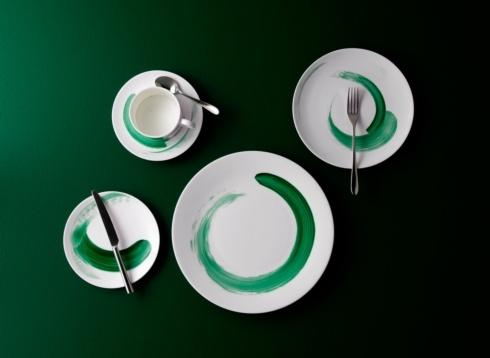 Brushstroke - Green collection with 6 products