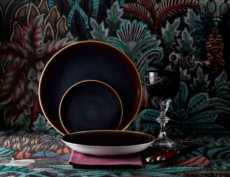 Art Glaze - Pressed Mulberry collection