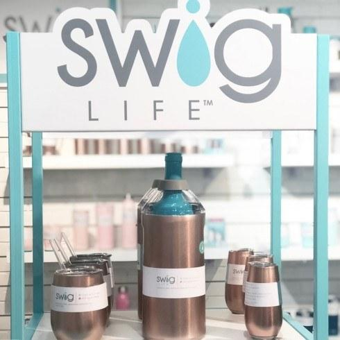 Swig Life collection with 5 products