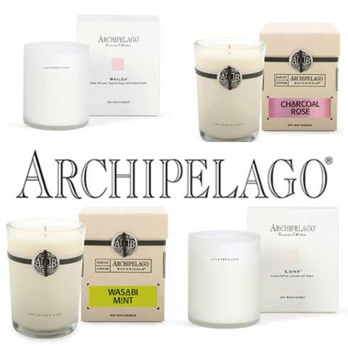 Boxed Candles collection with 4 products