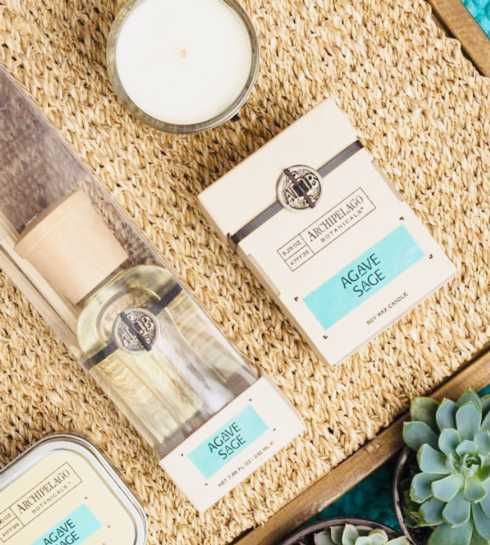 Agave Sage collection with 5 products