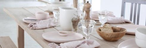 Casafina PACIFICA collection with 3 products