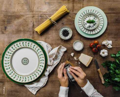Constance Green (Classic Table) collection with 36 products