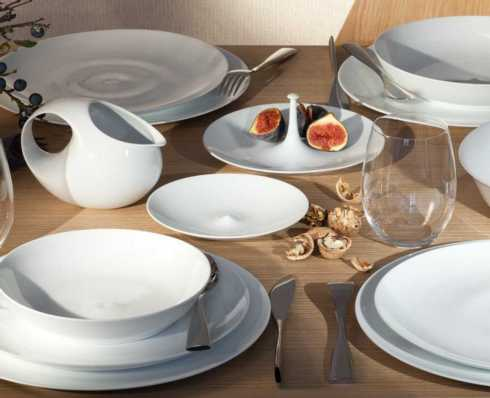 Bulle White (White Table) collection with 19 products