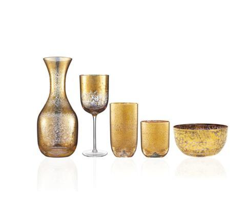 Glassware collection with 37 products