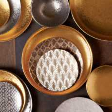 Fortuny Gold collection with 9 products