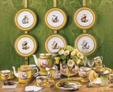 Jardin du Roi (Historic Table) collection