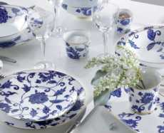 Prince Bleu (Classic Table) collection