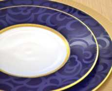 Fleur Bleue (Formal Table) collection