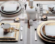 Feuille d'Or (Contemporary Table) collection