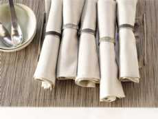 Napkin Rings collection with 8 products