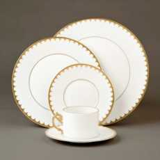 Aegean Filet Gold collection with 5 products