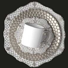 Alençon Platinum collection with 9 products