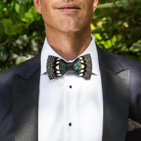 Green Bow Ties collection with 2 products