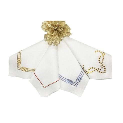 Napkins collection with 9 products