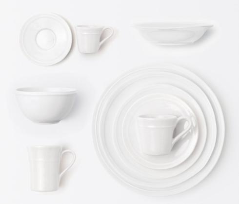 Dinnerware collection with 5 products