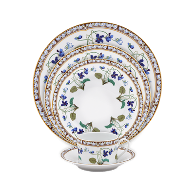 $186.00 Small Chinese Teacup & Saucer