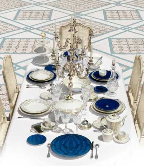 Lifestyle image 2 for Damassé Ritz Paris