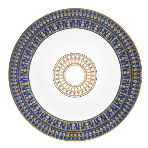 Tiara Prussian Blue & Gold collection with 23 products