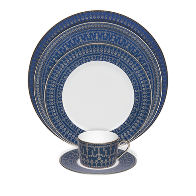 Tiara Prussian Blue & Platinum collection with 23 products