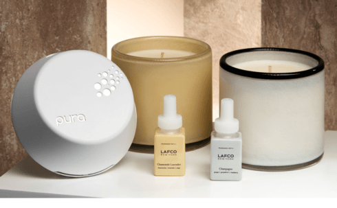 Pura collection with 7 products