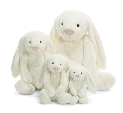 Bashful Bunny collection with 5 products