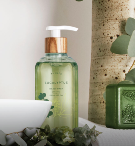 Bath & Body - Eucalyptus collection with 3 products
