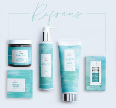 Wellness - Refocus collection with 4 products