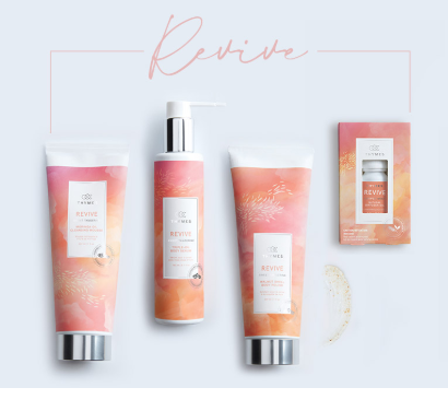 Wellness - Revive collection with 4 products