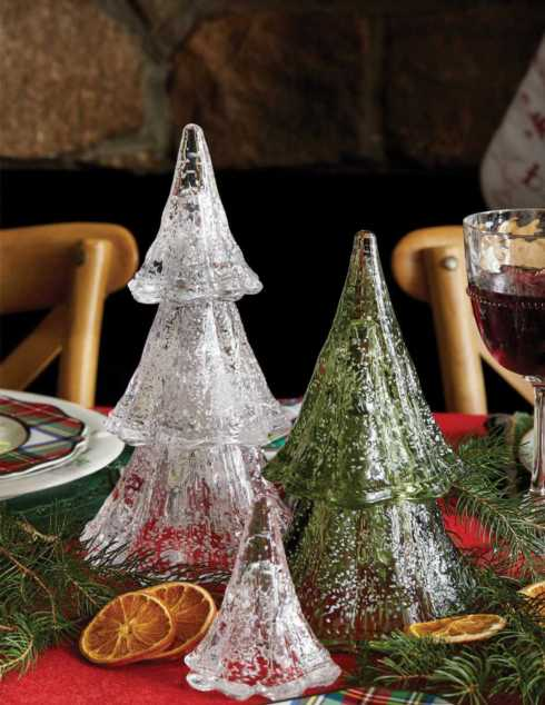 Lifestyle image 2 for Berry & Thread Stackable Glass Tree