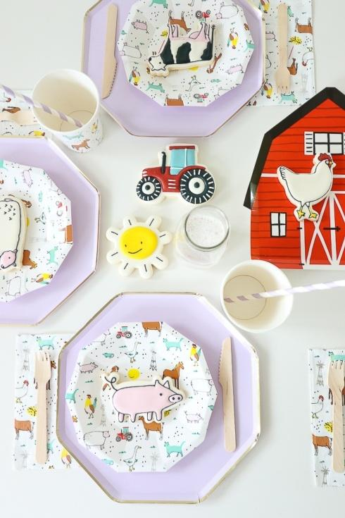 On the Farm collection with 6 products