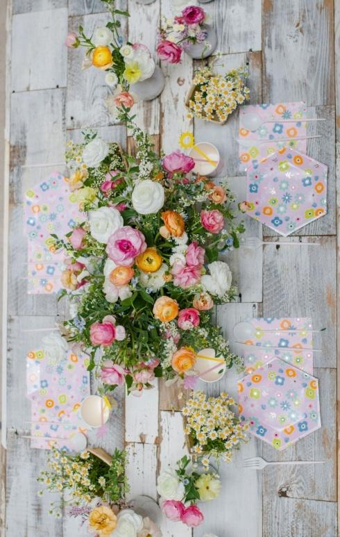 Flora collection with 5 products