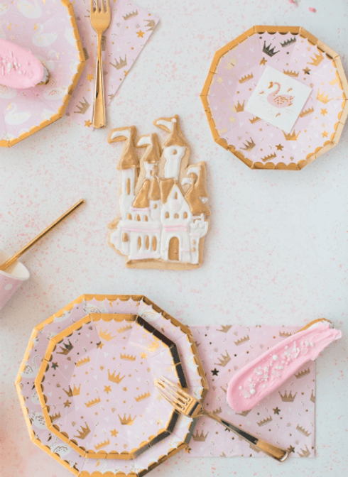 Sweet Princess collection with 6 products