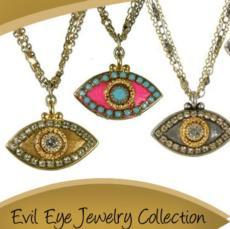 Evil Eye Necklaces  collection with 33 products