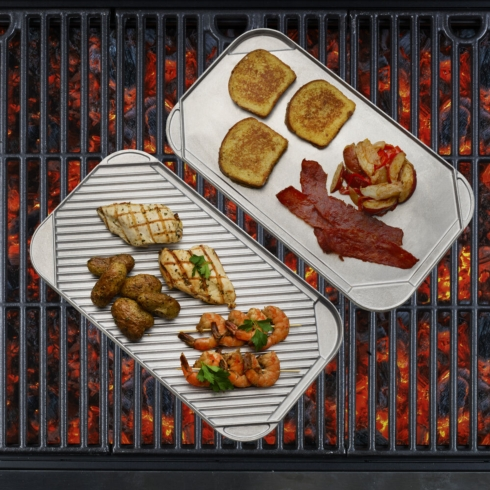 Gourmet Grillware collection with 28 products