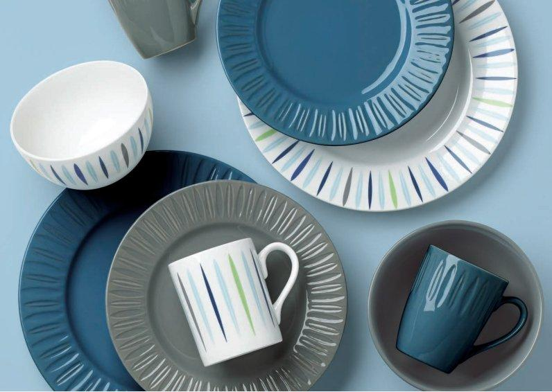 Dinnerware. The Burbs Stoneware collection & Dansk Collections and Patterns home page from Live With It by Lora ...