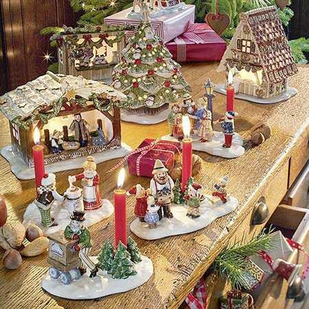 About Christmas Market » - Sale: Villeroy & Boch ~ Christmas Market ~ Nostalgic Light Votive