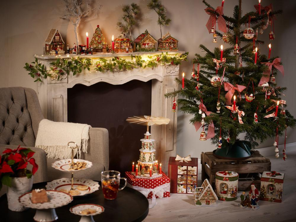 Villeroy boch christmas toys memory products for Villeroy and boch christmas
