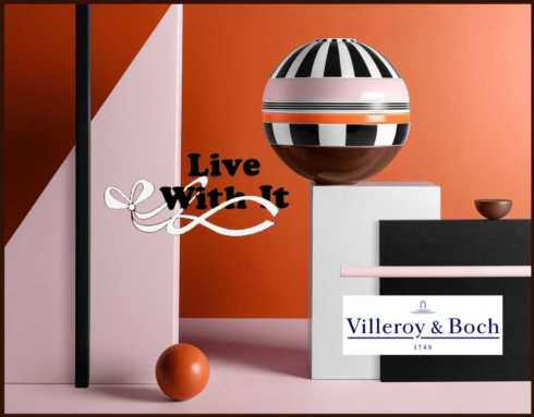 La Boule collection with 4 products