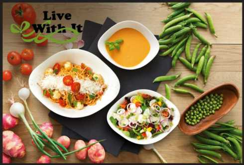 Vapiano collection with 5 products