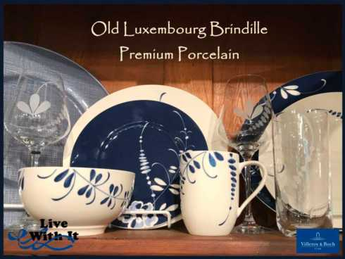 Old Luxembourg Brindille collection with 16 products