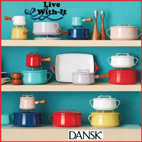 Kobenstyle Cookware collection with 37 products