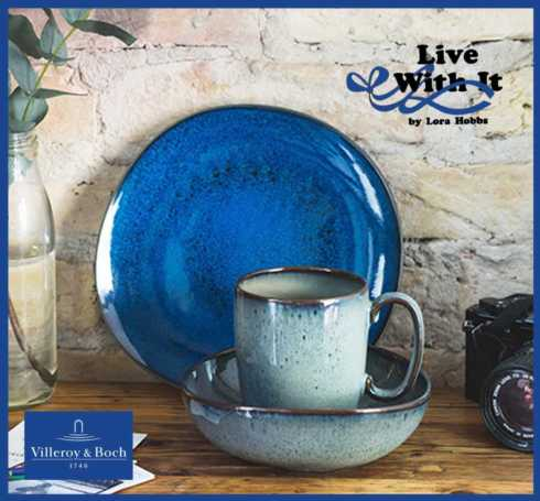 Lave Bleu collection with 5 products